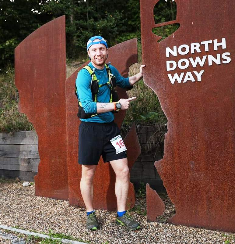Andy Carlin 100miles
