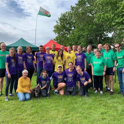 Welsh Castles Relay 2019