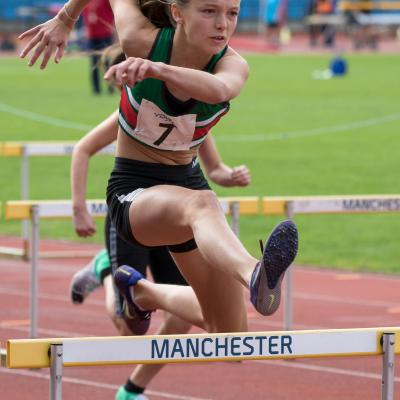 Thea Brown Hurdles