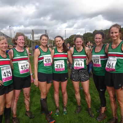 Ladies Xc Wythy